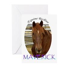 Maverick Greeting Cards (Pk of 10)