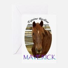 Maverick Greeting Cards (Pk of 10)