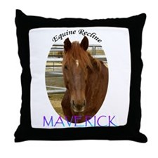 Maverick Throw Pillow