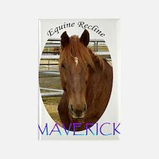 Maverick Rectangle Magnet