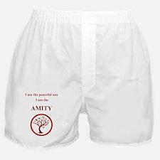 amity divergent Boxer Shorts