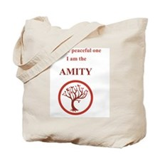amity divergent Tote Bag