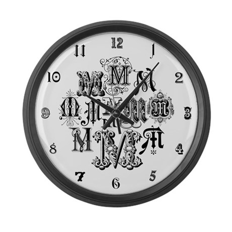 Regal Ms-Large Wall Clock