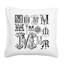 Regal Ms-Square Canvas Pillow