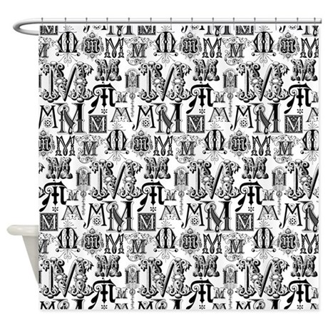 Regal Ms Shower Curtain By PrismaticFanatic
