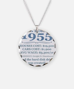 Birthday Facts-1955 Necklace