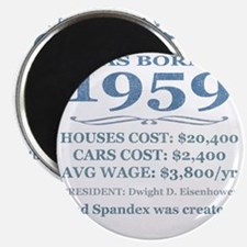 Birthday Facts-1959 Magnet