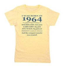 Birthday Facts-1964 Girl's Tee