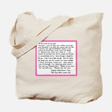 To My Forever Girl Tote Bag