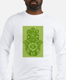 hamsa Long Sleeve T-Shirt
