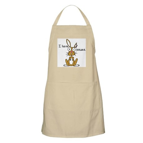 Issues BBQ Apron