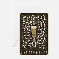 beer Greeting Cards