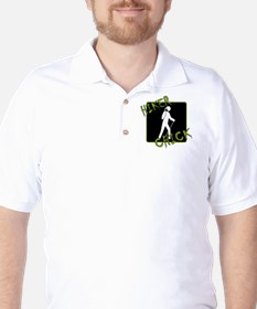 Hiker Chick - Hiker Golf Shirt