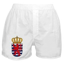 Luxemburg Coat of Arms Boxer Shorts