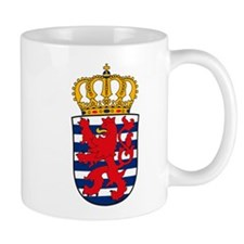 Luxemburg Coat of Arms Mug