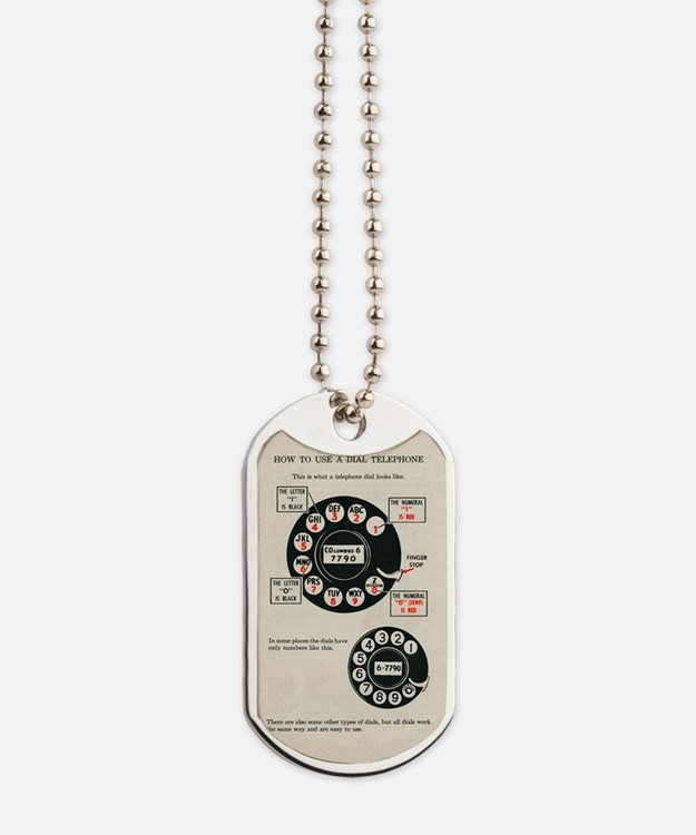 FIN-rotary-phone-instructions-6x4 Dog Tags