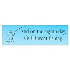 GOD Went Fishing