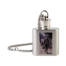 48 Flask Necklace