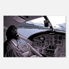 Otter Pilot 11 Postcards (Package of 8)