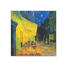 Van Gogh Cafe Terrace at Night Sticker
