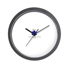 EMT Tactical Wall Clock