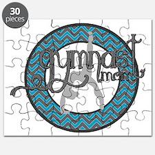 Gymnast Mom New Puzzle