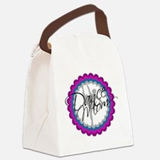 Dance Mom New Canvas Lunch Bag