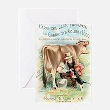 Vintage Kitchen Greeting Card