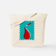Phlebotomist BLANKET Tote Bag