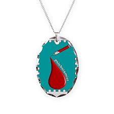 Phlebotomist BLANKET Necklace