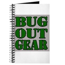 Bug Out Gear Journal