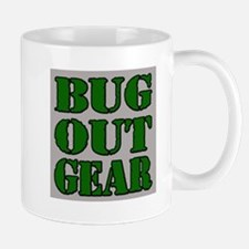 Bug Out Gear Mugs