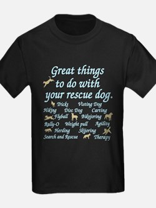 Great Dog Activities T