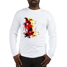 Johnny Pyro Long Sleeve T-Shirt