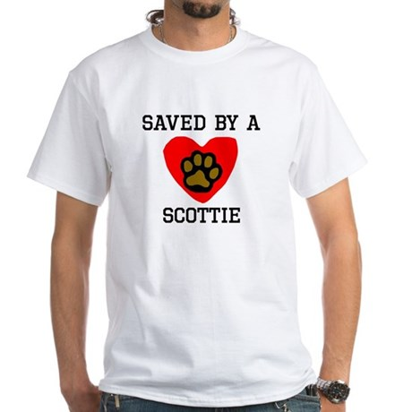 Saved By A Scottie T-Shirt
