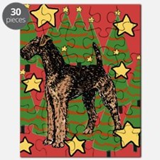 Christmas_Airedale Puzzle