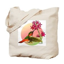 Allen's Hummingbird Tote Bag(double-sided)