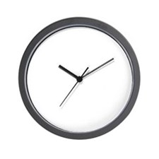 Geek Daddy Scored Wall Clock