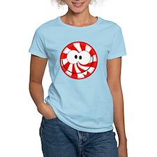 Peppermint Smiley T-Shirt