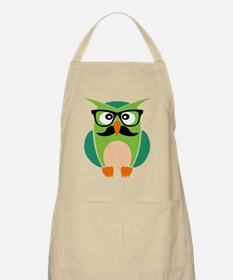 Hipster Owl Apron