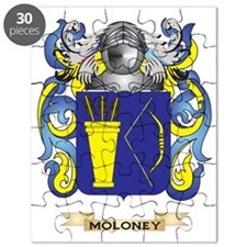 Moloney Coat of Arms - Family Crest Puzzle