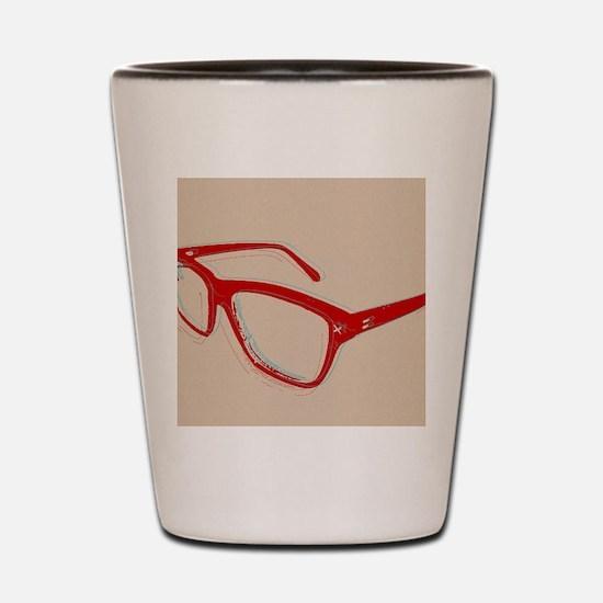Glasses Shot Glass