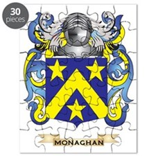 Monaghan Coat of Arms - Family Crest Puzzle