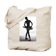 Funny Pirouette Tote Bag