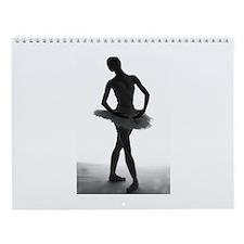 Cute Relevé Wall Calendar