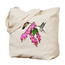 Flying Jewels Tote Bag