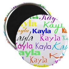 """Kayla 2.25"""" Magnet (10 pack)"""