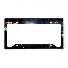 Sputnik Historical License Plate Holder