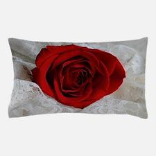 Wonderful Red Rose Pillow Case
