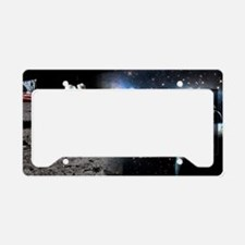 Apollo 11 Historical License Plate Holder